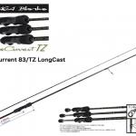 YAMAGA BLANKS BlueCurrent 83/TZ LongCast/ヤマガブランクス ブルーカレント 83/TZ ロングキャスト