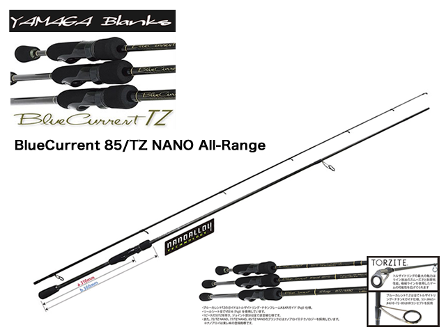 BlueCurrent 85:TZ NANO All-Range