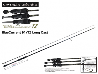 BlueCurrent 91:TZ Long Cast