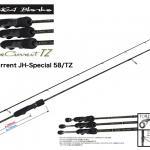 YAMAGA BLANKS BlueCurrent JH-Special 58/TZ/ヤマガブランクス ブルーカレント58/TZ