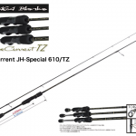 YAMAGA BLANKS BlueCurrent JH-Special 610/TZ/ヤマガブランクス ブルーカレント610/TZ ジグヘッドスペシャル