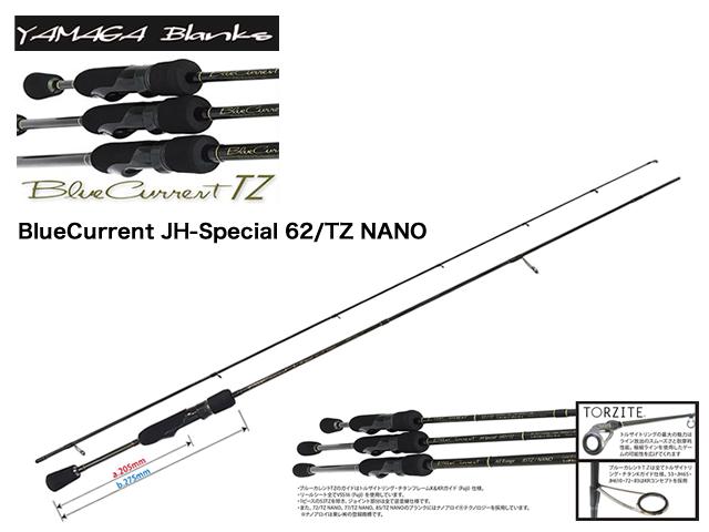 BlueCurrent JH-Special 62:TZ NANO