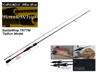 BattleWhip TR77M TipRun Model