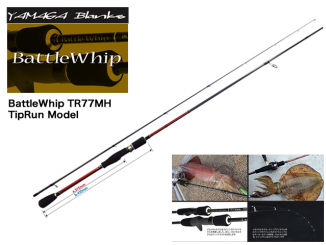 BattleWhip TR77MH TipRun Model