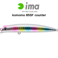 komomo 85SF counter