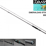 DAIWA EMERALDAS STOIST AGS 80LM-SMT/ダイワ エメラルダス ストイスト AGS 80LM-SMT