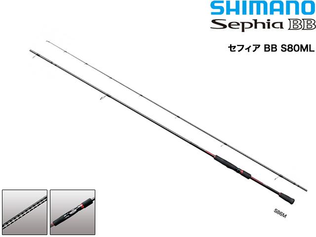 セフィア BB S80ML